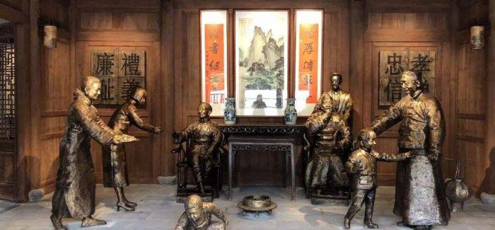 长沙市非物质文化遗产展示馆正式开馆