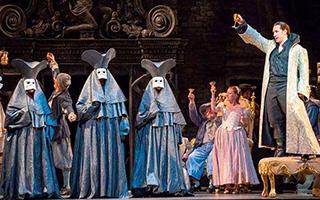 """国家大剧院推出歌剧《唐璜》 重现""""先锋""""意味"""