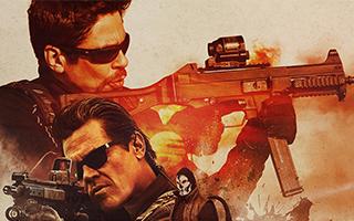 《边境杀手2》:国境之外 草木皆兵