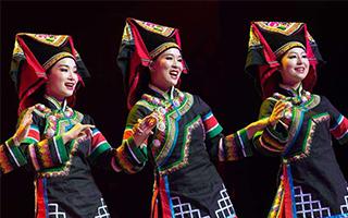 彝族音乐舞蹈服饰展演《彝乡之恋》晋京展演