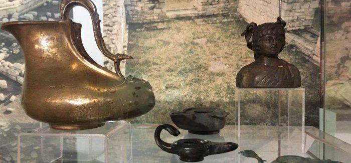 保加利亚首次举办拯救流失文物展