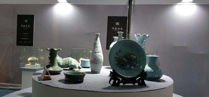 中国文博会在保利国际会展中心向公众开放