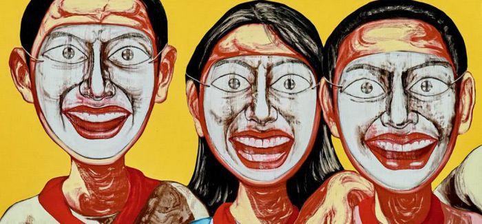 """窥探中国当代艺术的""""亿元时代"""""""