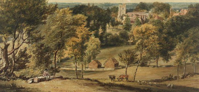 英国风景画背后的政治与经济