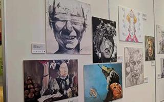 深圳首次举办中美高中生油画艺术创作交流活动