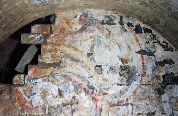 西安西汉壁画 见证西汉壁画的高水平-货币收藏
