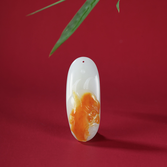 中国当代玉雕籽料作品无底价拍卖会开启-中国瓷器