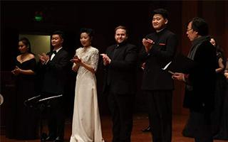 首届中国艺术歌曲国际声乐比赛揭晓