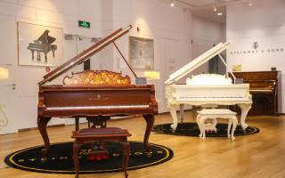 施坦威165周年庆典 全球首届九款珍藏钢琴