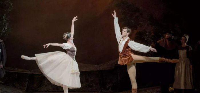 罗伯托·波雷携芭蕾舞剧亮相2018国家大剧院舞蹈节