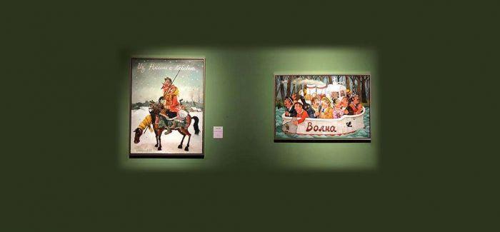 白俄罗斯当代艺术亮相中国美术馆