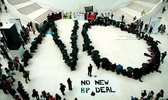 来源:Art Not Oil Coalition