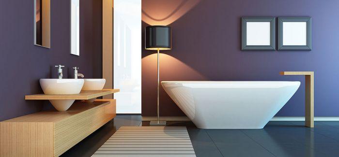 当浴室成为艺术品