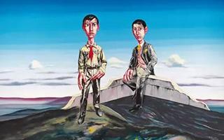 """估价2000万的《中国风景》能否成为秋拍""""黑马"""""""