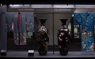 价值600万卢布日本古董花瓶 在莫斯科被盗