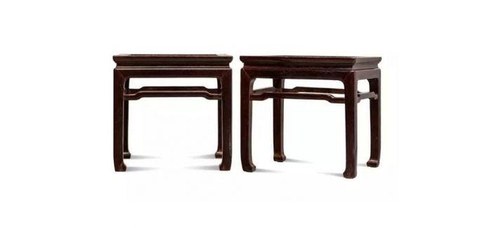 中国嘉德2018年秋拍推出明清古典家具