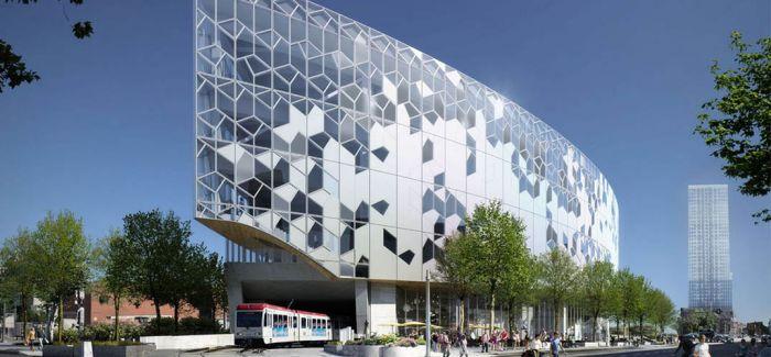 """卡尔加里中央图书馆 让城市""""流动""""起来"""