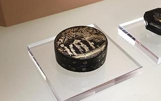 上海博物馆推出中国历代漆器艺术展