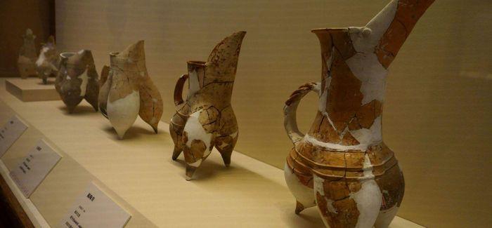 220余件焦家遗址出土文物亮相山东博物馆
