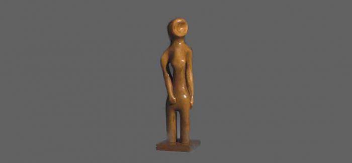 佳士得伦敦英国现代艺术晚拍汇聚油彩画与雕塑