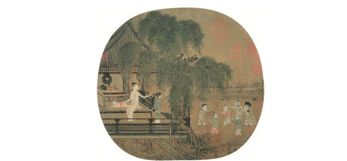 中国画作的海外私人藏