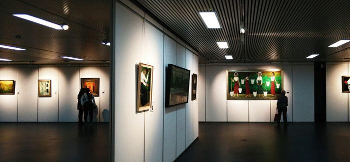 太原美术馆展出山西漆艺发展之路