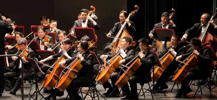 """北京交响乐团""""首都市民音乐厅""""走进校园"""