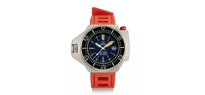 苏富比钟表网拍呈献五款男士腕表