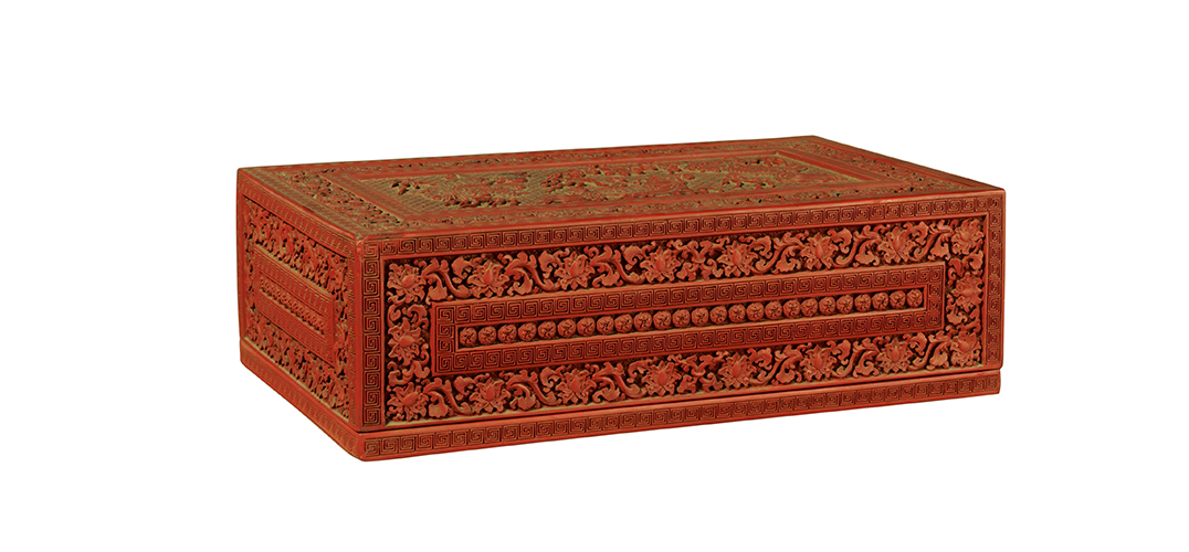 剔红:令人沉醉的古代奢侈品