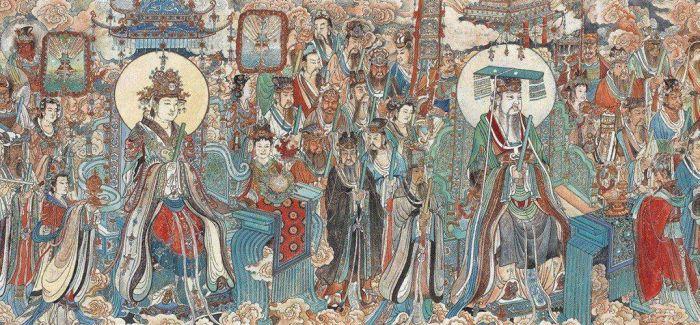 70余幅流失海外珍贵壁画复制品在云冈美术馆展出
