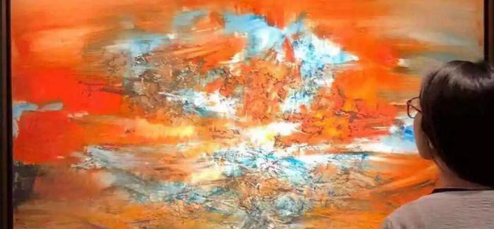 苏富比拍卖呈献第三届「笔道III:抽象先锋」