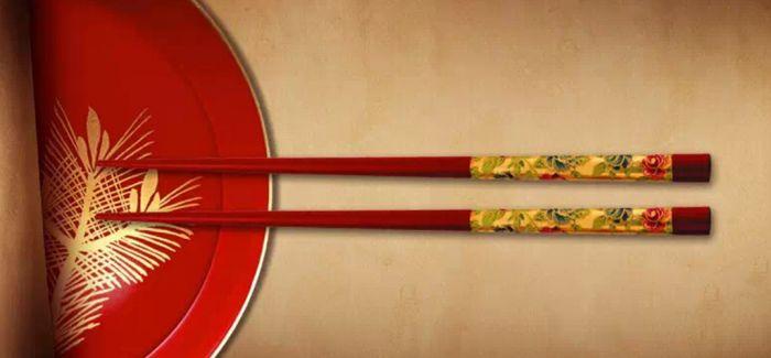 """""""多元化""""的筷子文化"""