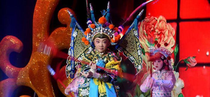 北京启动戏曲进校园活动