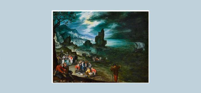 老杨·布吕赫尔早期作品将上拍伦敦苏富比晚拍