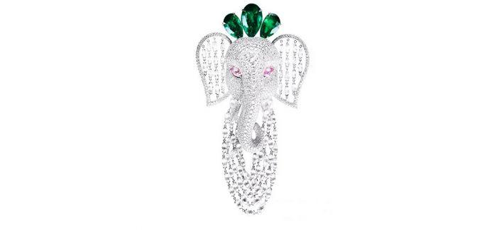 珠宝护身符 造型和情绪都要兼顾