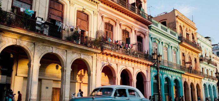 去古巴追风