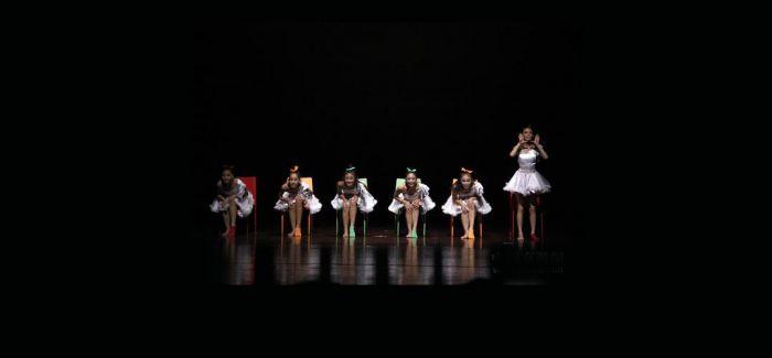 中国残疾人舞蹈获国际艺术大奖