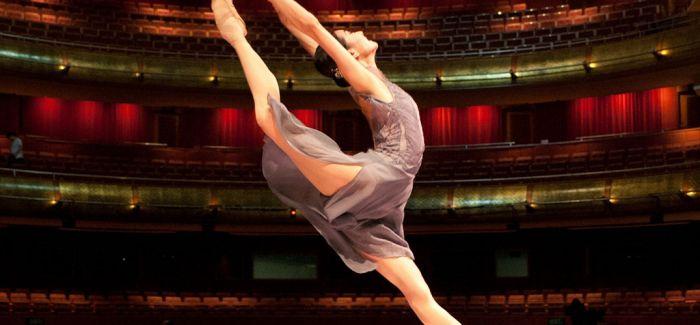 """谭元元携手旧金山芭蕾舞团在上海当""""老师"""""""