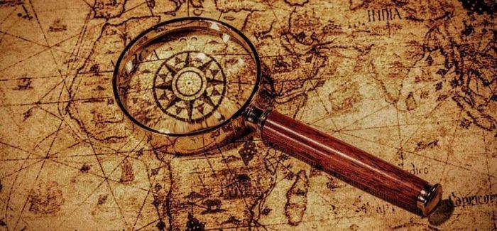 放弃导航 地图上有另一个世界