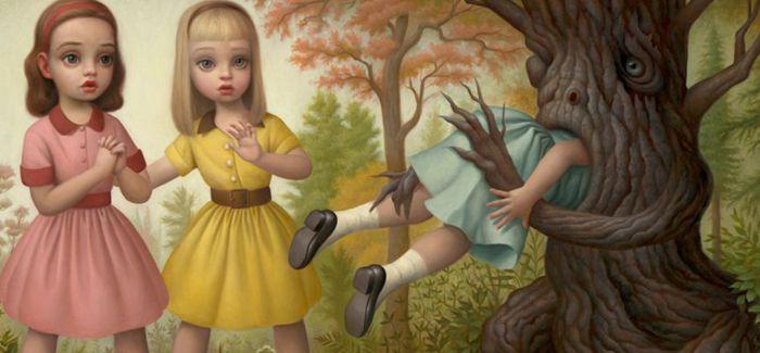"""当暗黑童话""""沦陷""""于彩色的世界中"""