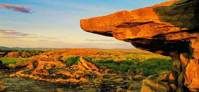 澳大利亚北领地的野性浪漫