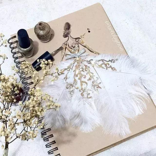 创意丨在艺术家手中,任何都可以作为绘画的工具,手中,创意,工具,烟雾,绘画,毕加索,黄金,图钉,指甲,油画