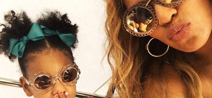 母女同款成为时尚新热潮