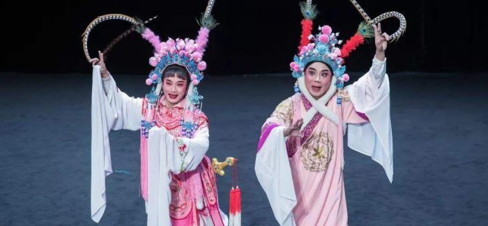 琼剧《百花公主》拉开巴黎中国戏曲节序幕