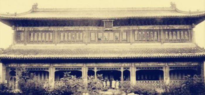 120幅老照片亮相清华大学艺术博物馆