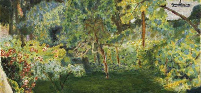 博纳尔与《巴黎花园》