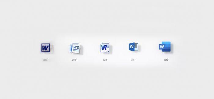 微软 Office换新 从Logo 开始