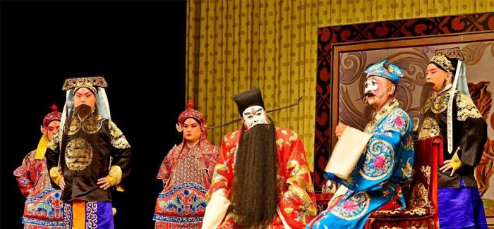 国际剧协成立70周年 中国戏剧吸引外国戏剧家