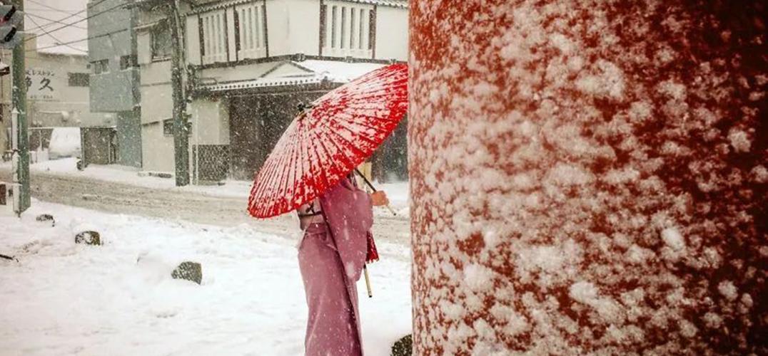 另类的日本街头