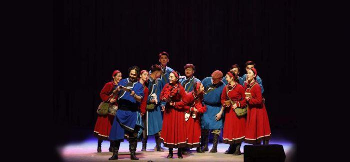 《我的乌兰牧骑》在北京中国剧院讲述草原的故事